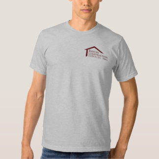 Rayon la Construction Company Camisas