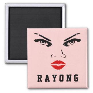 Rayong, Thailand Woman Magnet