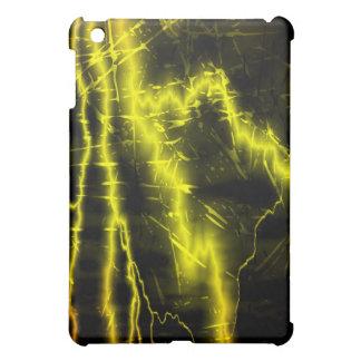 Rayos amarillos - caso del ipad