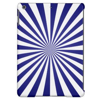Rayos azules funda para iPad air