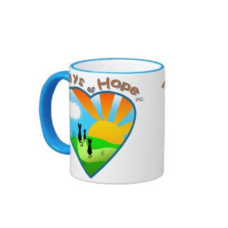 Rayos de la taza de Hope Inc.