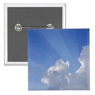 Rayos de sol a través de las nubes, d'Orcia de Val Pins
