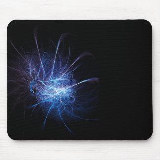 Rayos eléctricos Mousepad Tapete De Ratón
