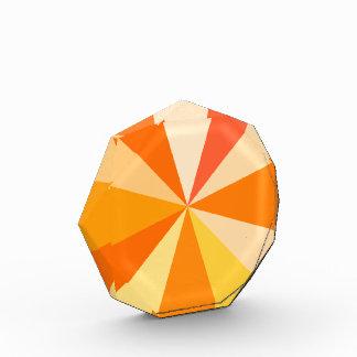 Rayos geométricos enrrollados modernos 60s del