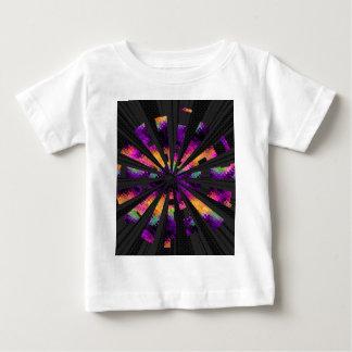 rayos multicolores playeras