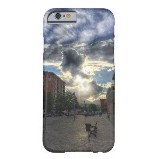 Rayos pasados del sol funda barely there iPhone 6