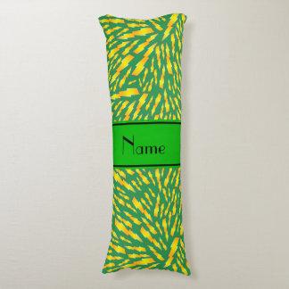 Rayos verdes conocidos personalizados