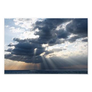 rayos y nubes fotografias