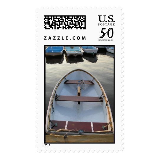 Ray's Dinghy Postage