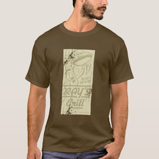 RAY'S GRILL (You Can't Beat My Meat) T-Shirt