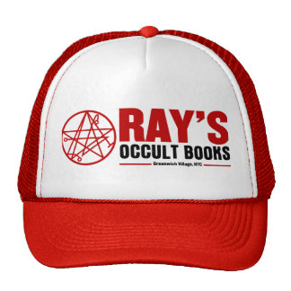 Ray's Occult Book Shop Trucker Hat