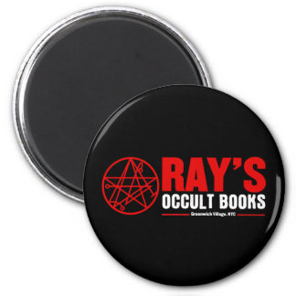 Ray's Occult Book Shop Magnet
