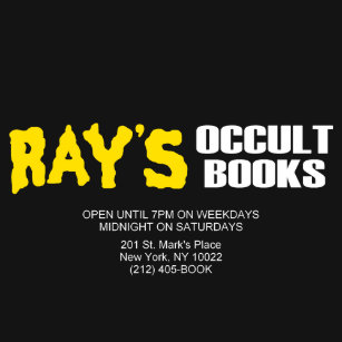 Rays Occult Books Clothing | Zazzle