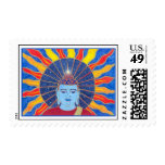 Rays of Bliss Postage