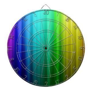 rays of energy dart board
