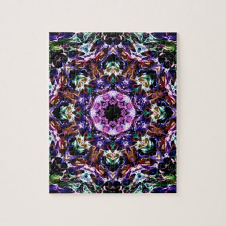 Rays of Light Abstract Jigsaw Puzzle