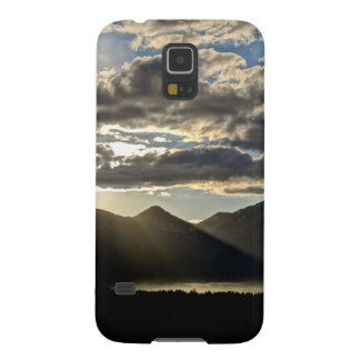 RAYS OF LIGHT OVER THE GRAND TETONS CASE FOR GALAXY S5