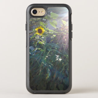 Rays of Sunshine on a Sunflower OtterBox Symmetry iPhone 8/7 Case