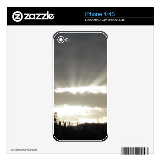 Rays of the Sun - Part 2 iPhone 4S Decal