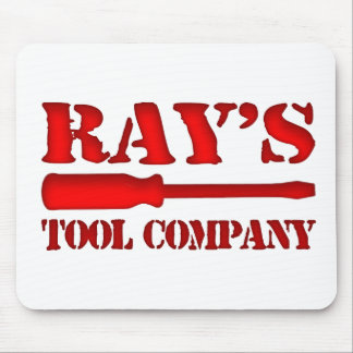 Ray's Tool Company Mouse Pad
