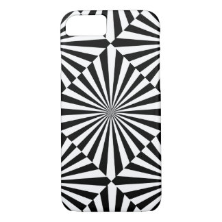 RAYS transparent (a black & white design) ~ iPhone 8/7 Case