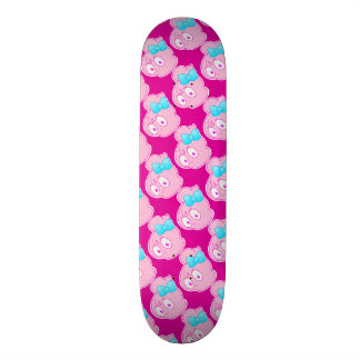 Rayshine GHOST TOON™ Bow Girl Skateboard
