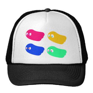 Rayshine GHOST TOON™  Retro Chasers Trucker Hat