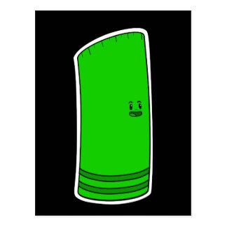 Rayshine GHOSTTOON™ Slim Green Postcard