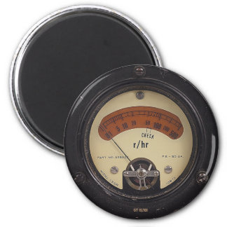 Raytheometer Magnet de profesor Temple's Imanes
