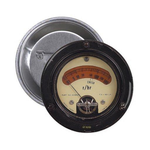 Raytheometer Pin de profesor Temple's