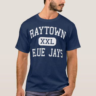 Raytown - Blue Jays - High - Raytown Missouri T-Shirt