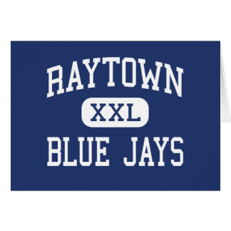 Raytown Blue Jays Middle Kansas City Card