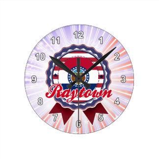 Raytown, MES Relojes
