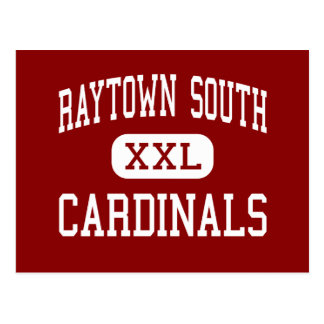 Raytown South - Cardinals - Middle - Raytown Postcard