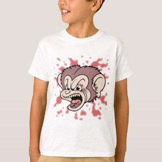 Raz Putin, The Mad Monkey T-Shirt