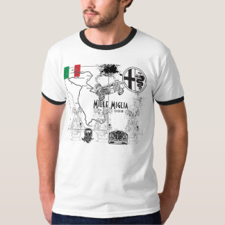 Raza de Alfa Romeo Mille Miglia Playera