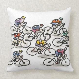 Raza de bicicleta cojin