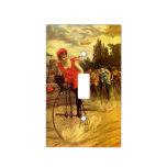 Raza de bicicleta de señora Bike del vintage de la