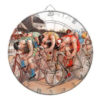 Raza de bicicleta tablero dardos