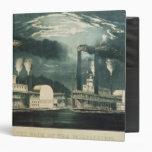 "Raza de medianoche en el Mississippi, 1875 Carpeta 1 1/2"""