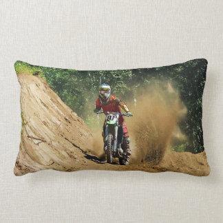 Raza del campeón de la Suciedad-Bici del motocrós Cojín