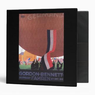 Raza del globo de aire caliente de Gordon Bennett