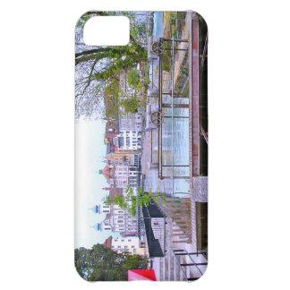 Raza del molino de Suiza, Alfalfa Funda Para iPhone 5C