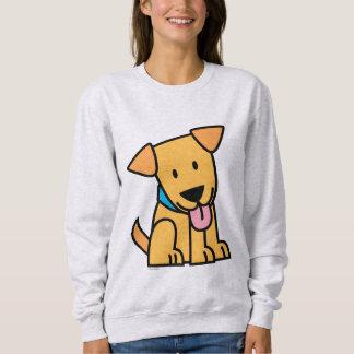 Raza del perro de perrito del labrador retriever - poleras