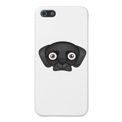 Raza del perro del labrador retriever - mi oasis d iPhone 5 carcasas
