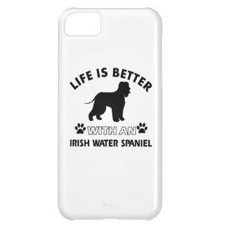Raza del perro del perro de aguas de agua irlandes