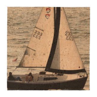 Raza del velero posavasos