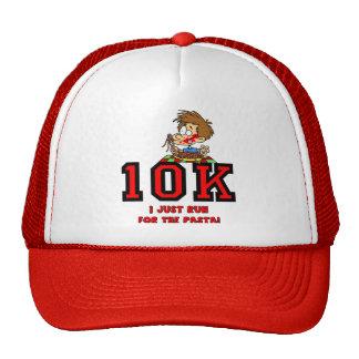 Raza divertida 10K Gorros