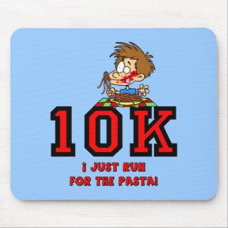Raza divertida 10K Tapete De Raton