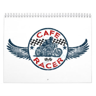 Raza enojada calendarios